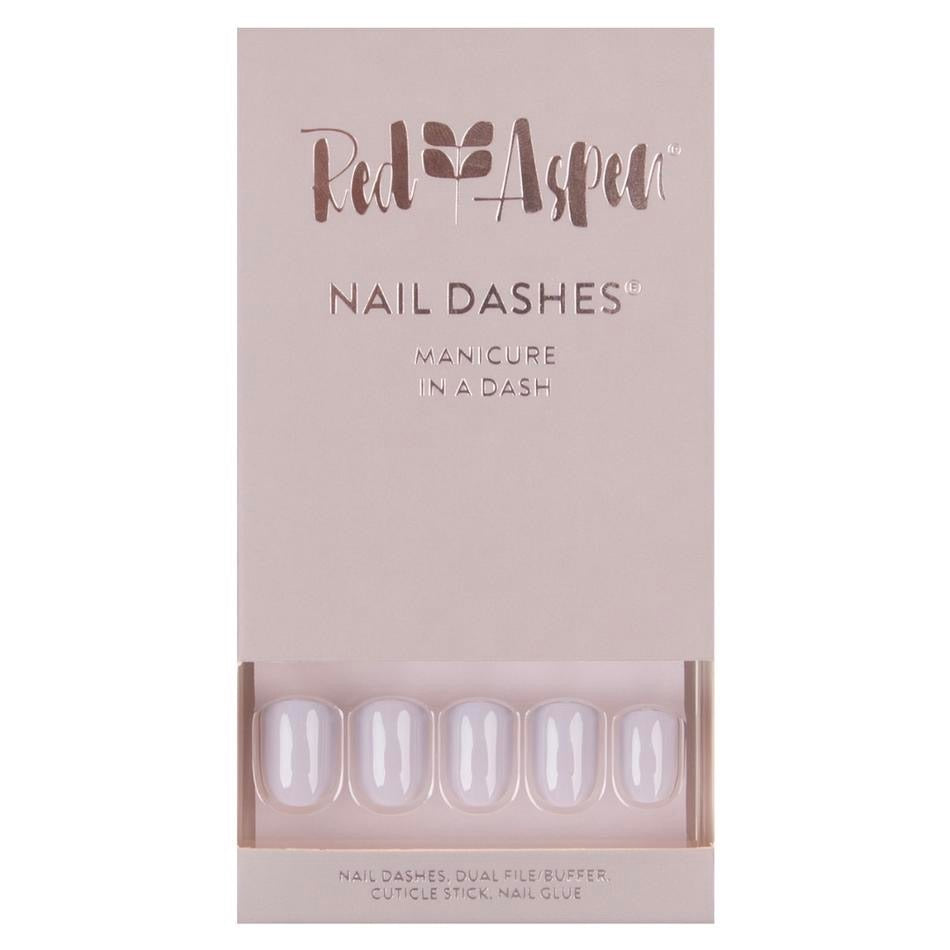 Steel Grey, Shay Manicure Nail Dashes