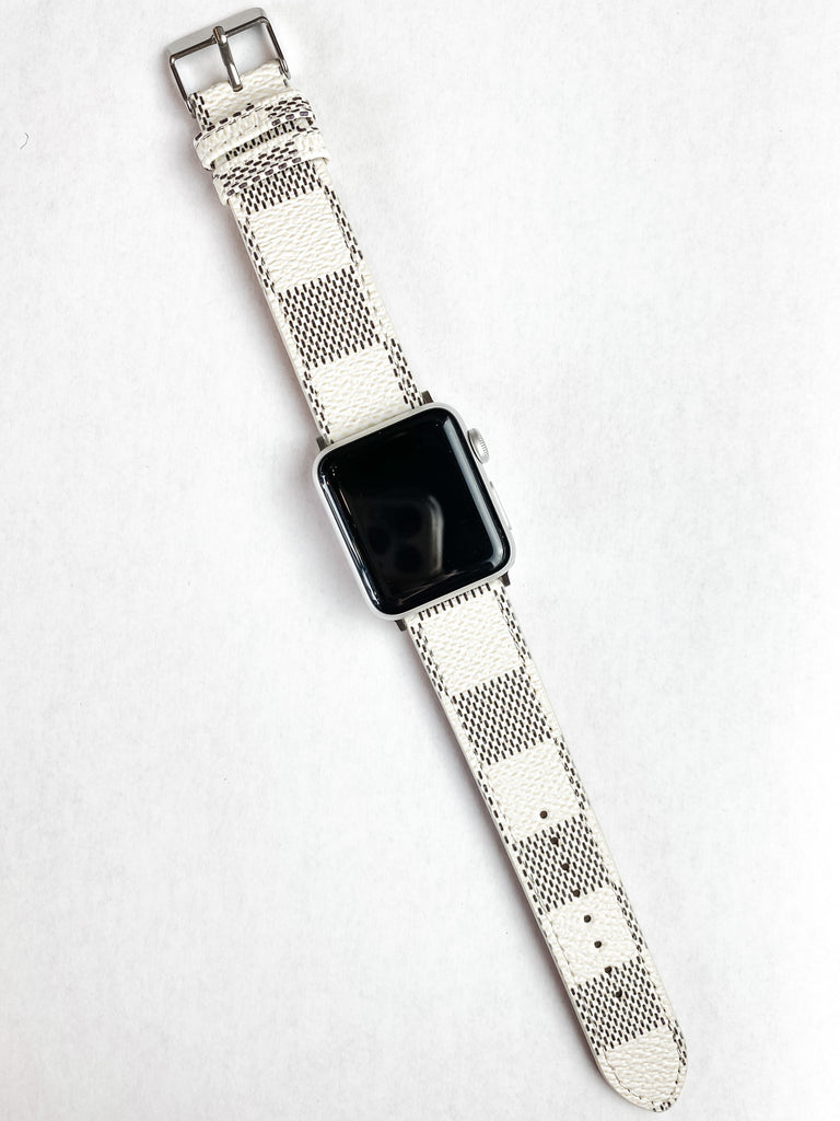 Checkered Watch Bands
