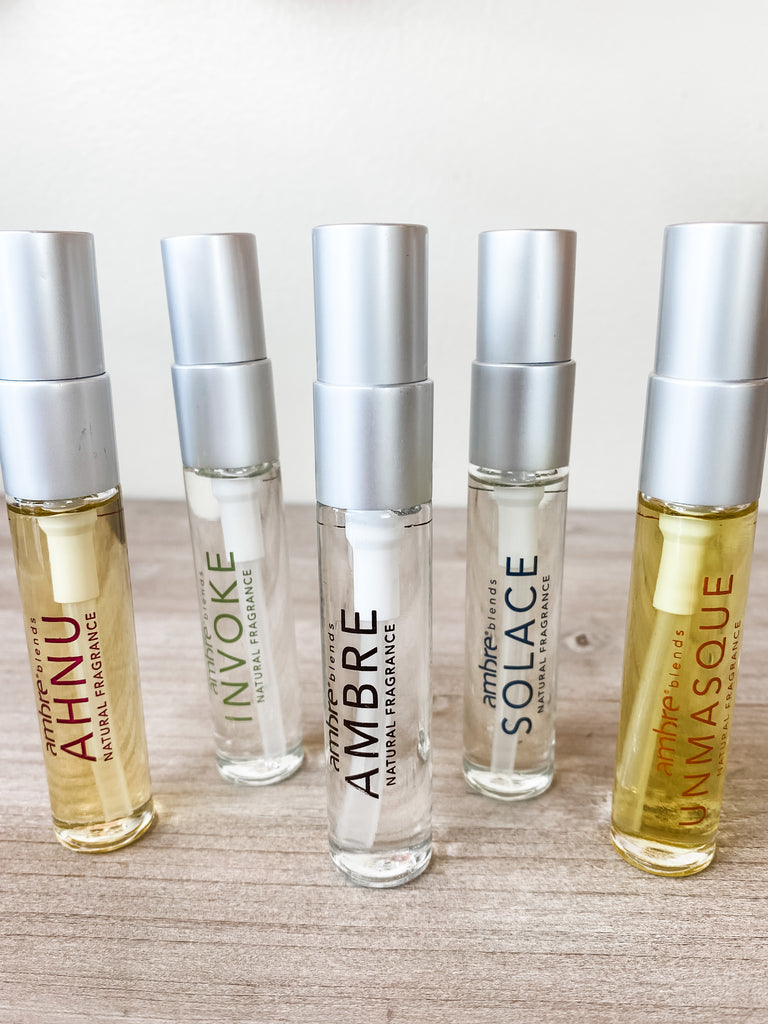 Ambre Essence Oil