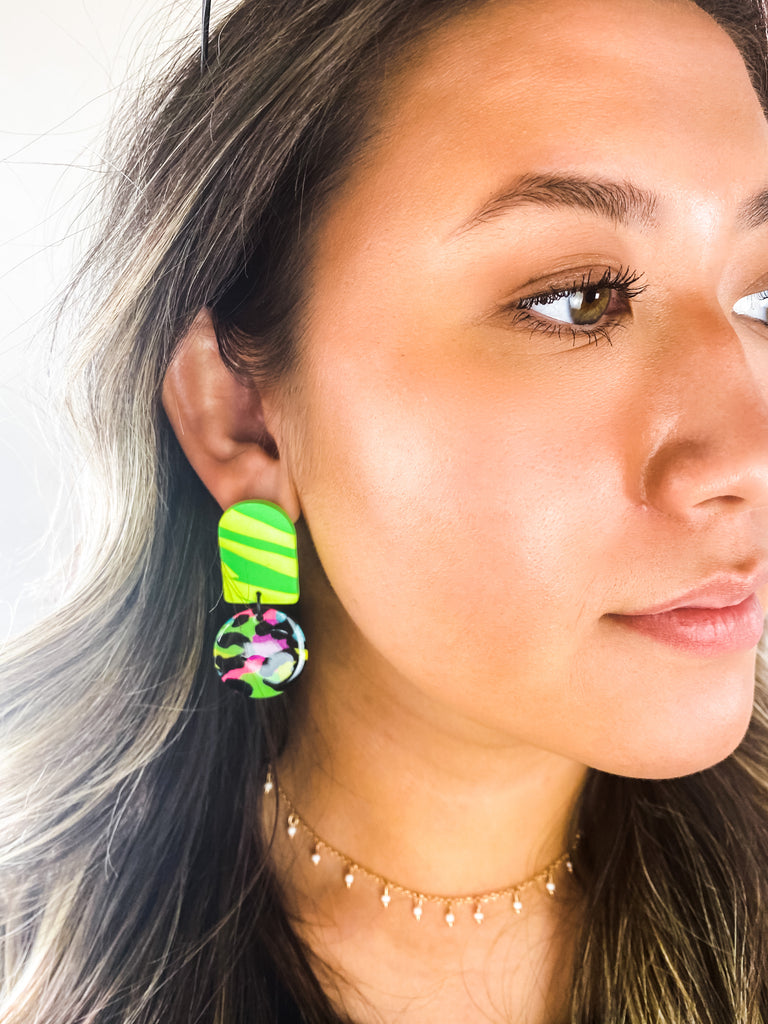 80's Vibes Earrings
