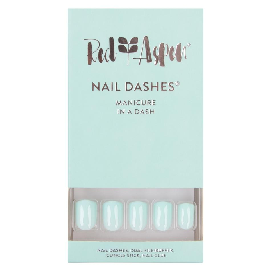 Megan's Mint Julep Nail Dashes
