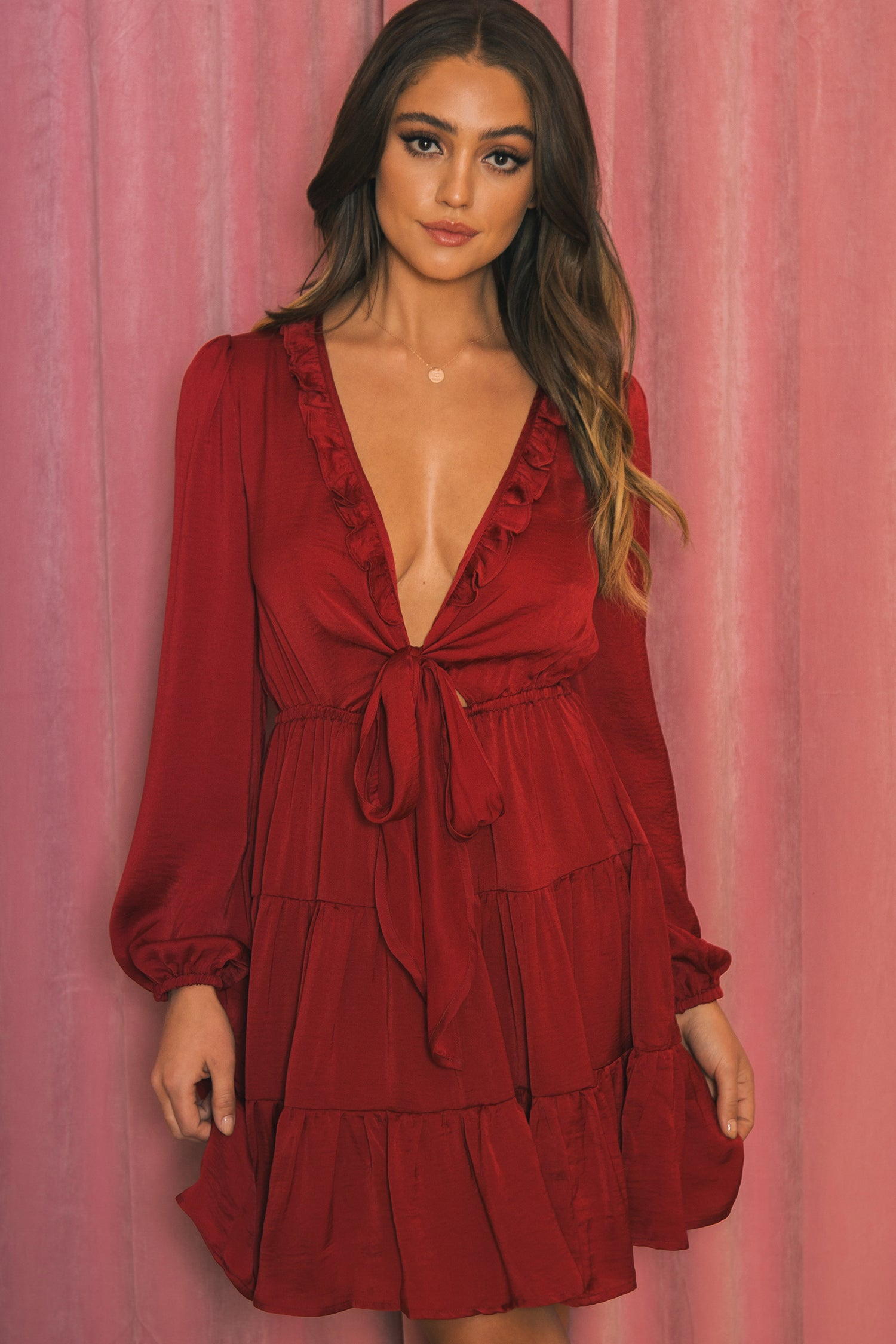 Ruby Mini Dress
