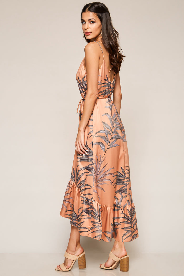 Bora Bora Babe Satin Slip Dress - Geegeebae