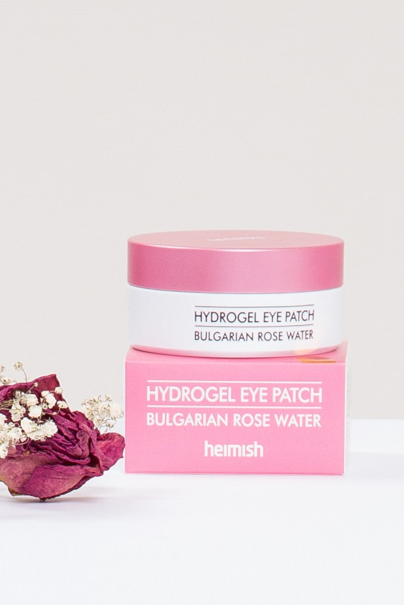 [heimish]Bulgarian Rose Hydrogel Eye Patch - Geegeebae