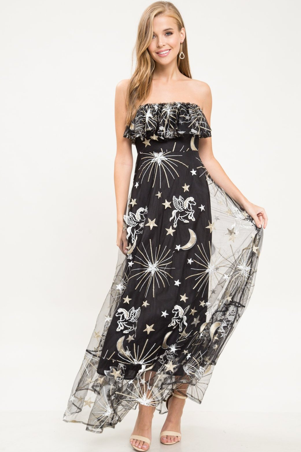 Pegasus Dreams Maxi Dress