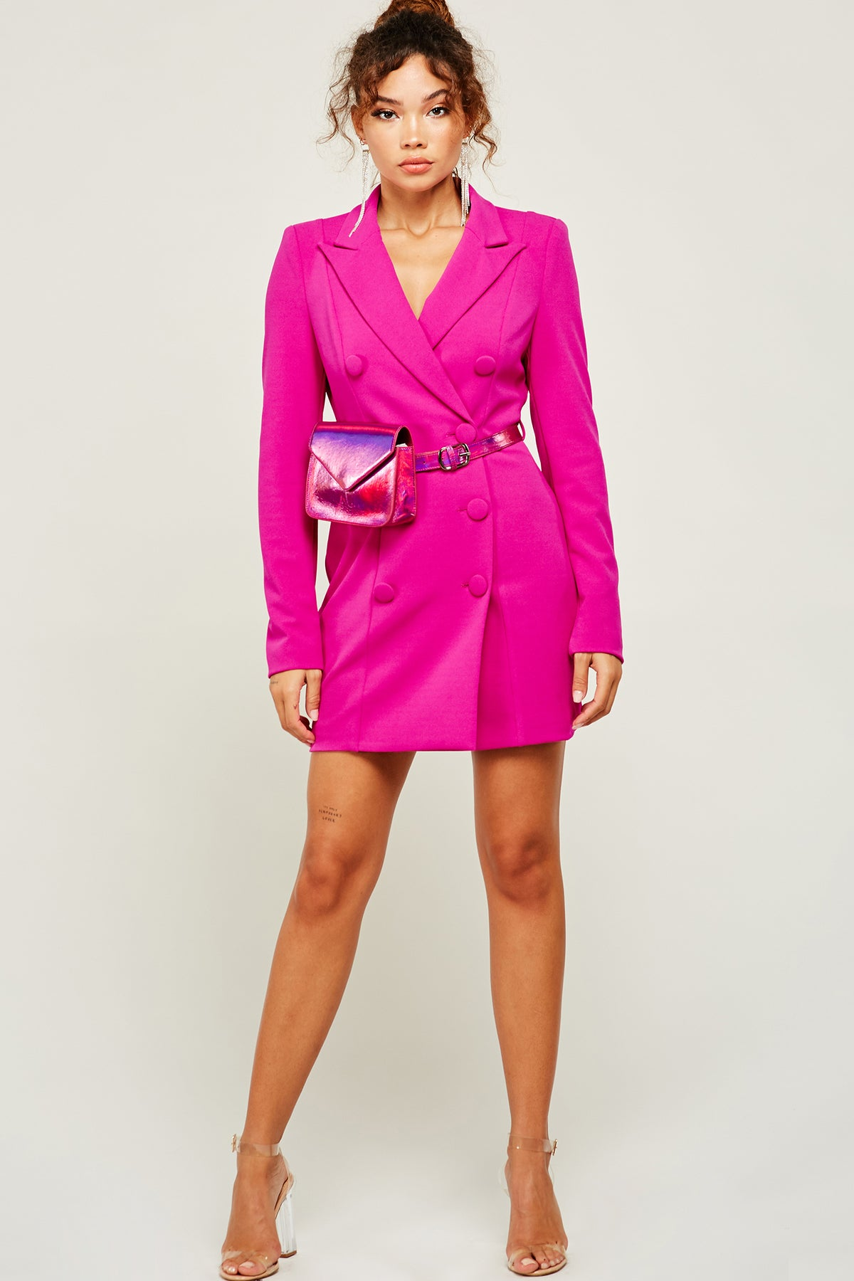Evie Mini Blazer Dress