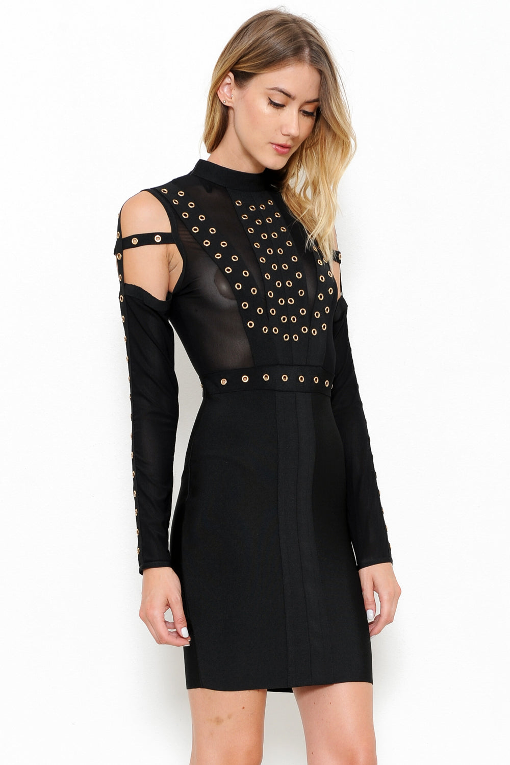 Night Visions Dress - Geegeebae