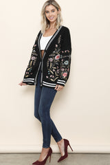 Flower Power Cardigan - Geegeebae