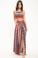 Mirage Boho Pants Set - Geegeebae