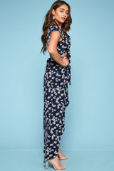 Napa Valley Floral Wrap Maxi Skirt Set - Geegeebae
