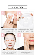 [A'PIEU]Coconut Milk One Pack Sheet Mask - Geegeebae