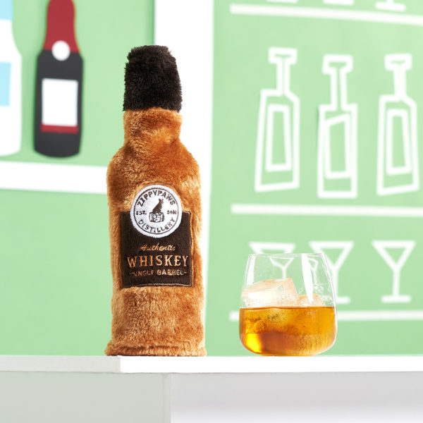 Whiskey toy plush
