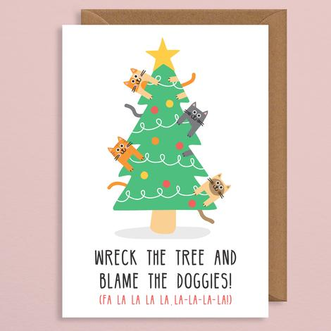 Wreck the trees