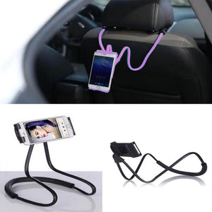 Hanging Neck Cell Phone And Tablet Holder