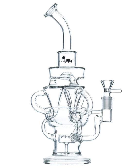 clear glass recycler