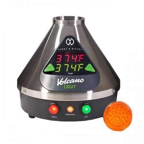 Volcano Digital Vaporizer - On