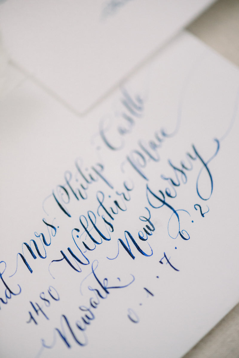 Should You Use Calligraphy for Your Invitations?