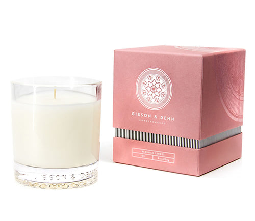 Gibson and Dehn Beekman Street Candle- Peony and Hyacinth