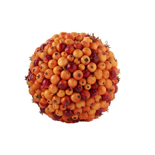 Orange Berry and Red Ball