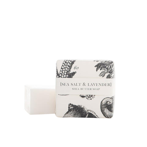 Formulary 55 Vintage Peony Shea Butter Bath Bar