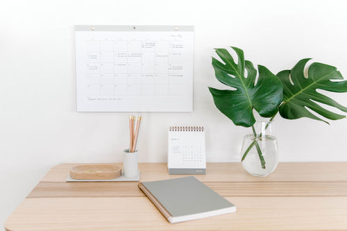 Appointed Wall Task Calendar