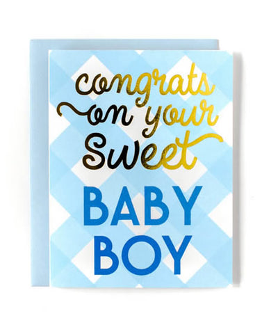 Sweet Caroline Main Squeeze Greeting Card