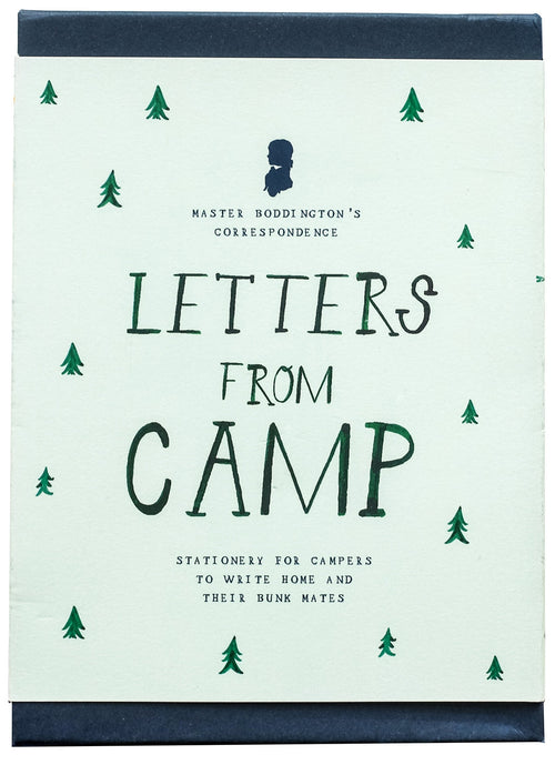 Mr. Boddington Letters From Camp Kit