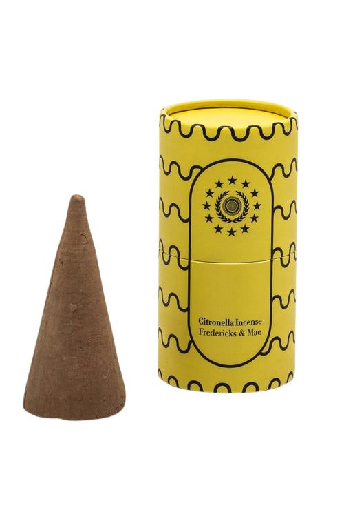 Fredericks and Mae Incense- Citronella