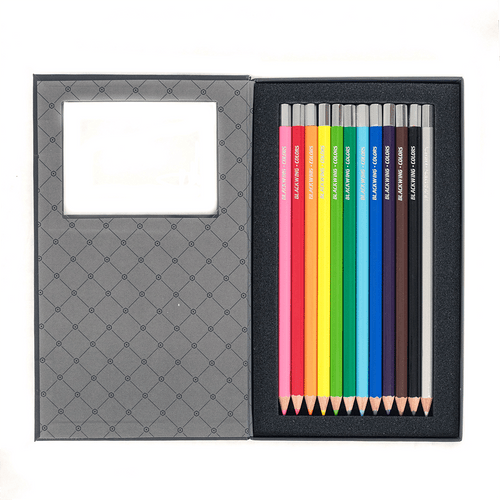 Blackwing Colored Pencils, Set of 12