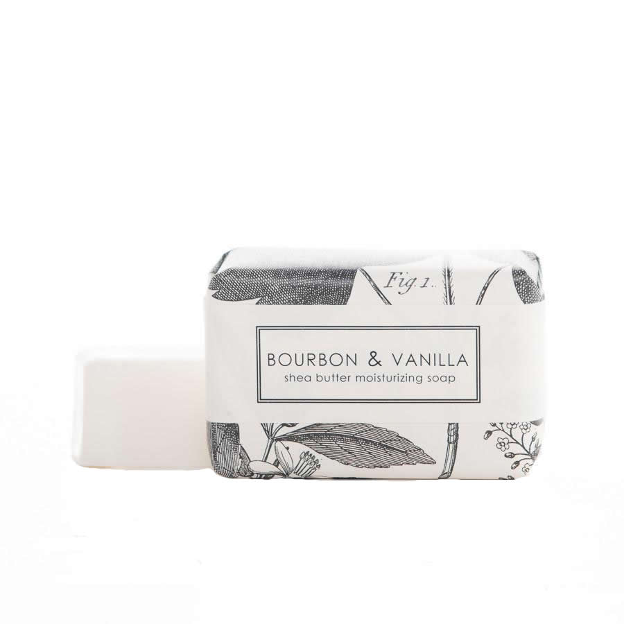 Formulary 55 Bourbon and Vanilla Shea Butter Bath Bar