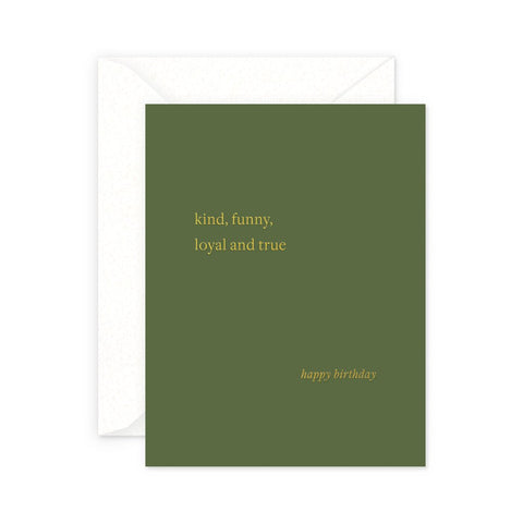 "Sweet Caroline ""Avocado to My Toast"" Greeting Card"