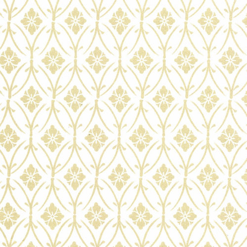 Bell'INVITO Metallic Lotka Wrapping Paper (1 sheet)-Georgia in Gold