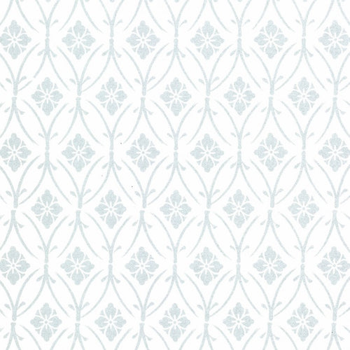 Bell'INVITO Metallic Lotka Wrapping Paper (1 sheet)-Georgia in Silver