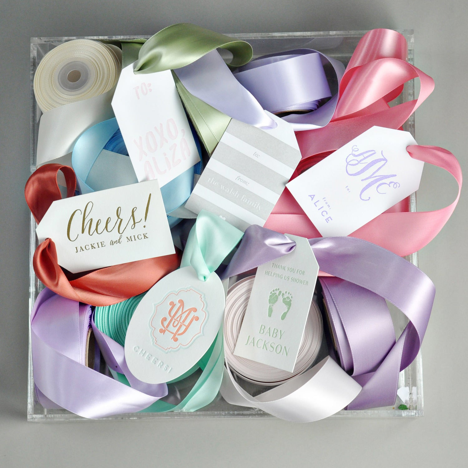 Haute Papier Gift Tag-T66 (Customizable)