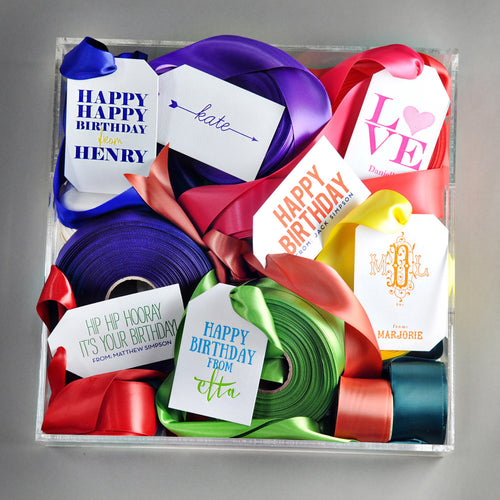 Haute Papier Gift Tag-T277 (Customizable)