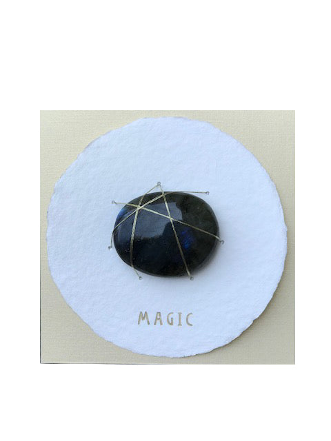 Soolip Halo Cards- Magic, Labradorite