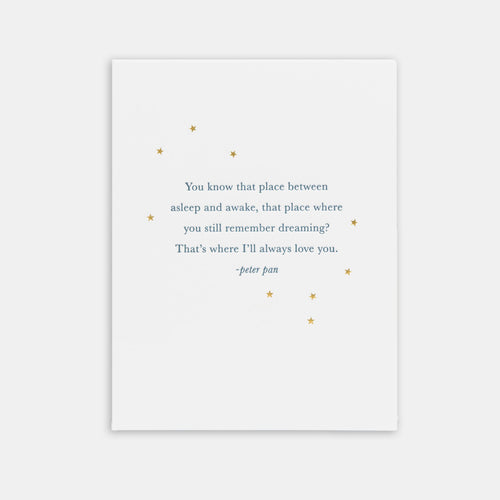 "Sugar Paper ""Always Love You"" Greeting Card"