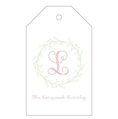 Haute Papier Gift Tag-T199 (Customizable)