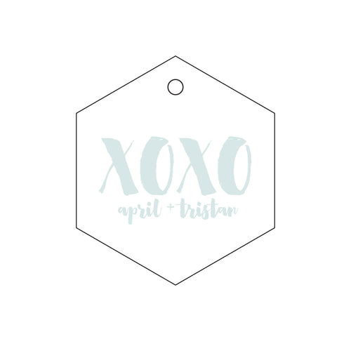 Haute Papier Gift Tag-T88 (Customizable)