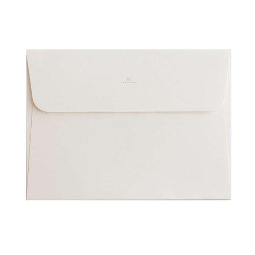 Appointed White Document Folders, Set of 3