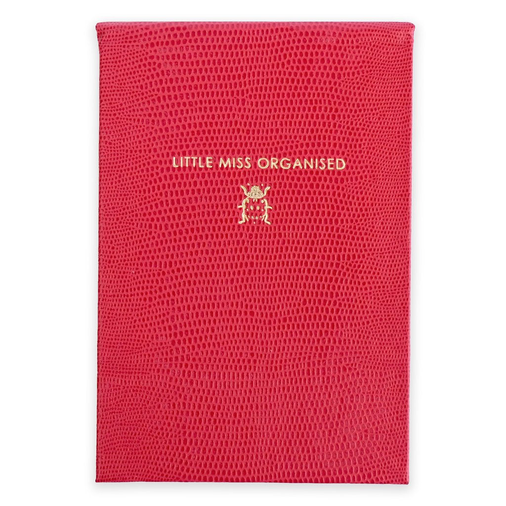 "Sloane Stationery ""Little Miss Organized"" Pocket Notepad"