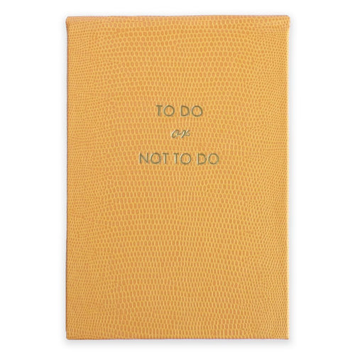 "Sloane Stationery ""To Do or Not to Do"" Pocket Notepad"