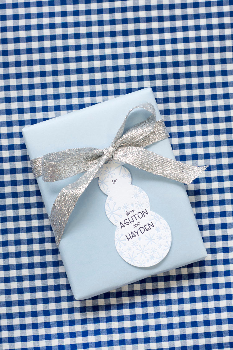 Haute Papier Gift Tag-T276 (Customizable)