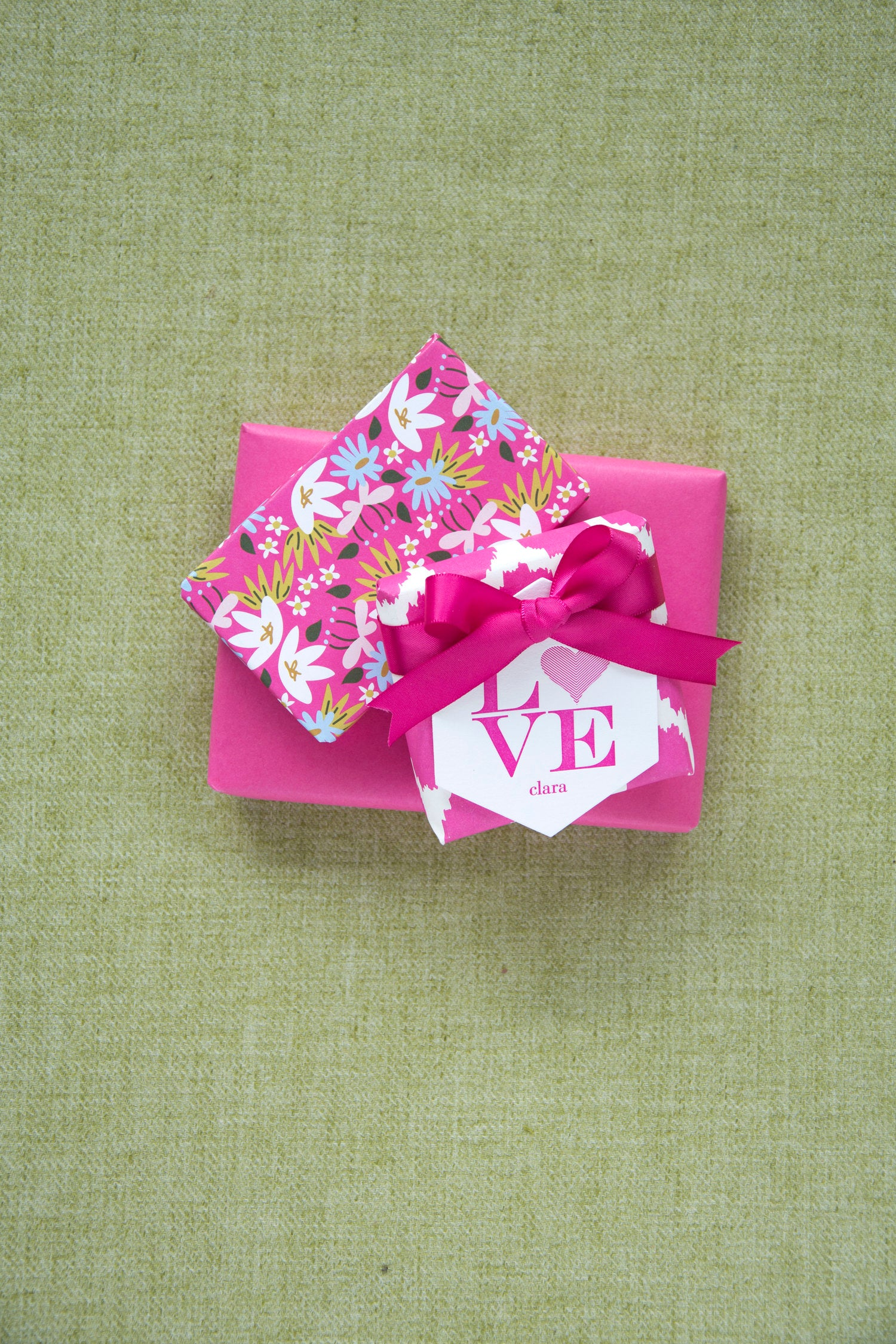 Haute Papier Gift Tag-T2 (Customizable)