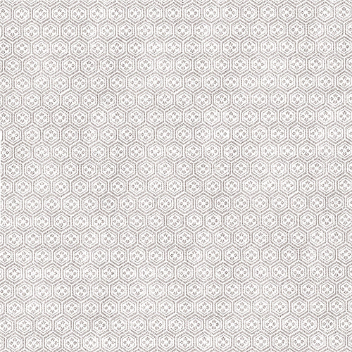 Bell'INVITO Metallic Lotka Wrapping Paper (1 sheet)-Margaret in Silver
