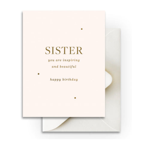 Smitten on paper beautiful sister birthday greeting card smitten on paper beautiful sister birthday greeting card bespokedesigns m4hsunfo