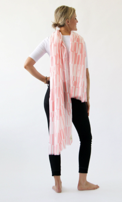 Scout Petal Large Cotton Scarf