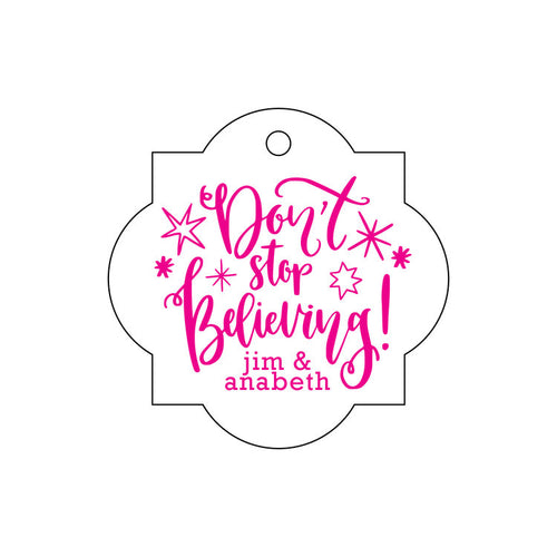Haute Papier Gift Tag-T279 (Customizable)