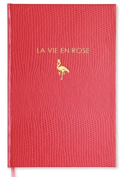 "Sloane Stationery ""La Vie en Rose"" Pocket Notebook"
