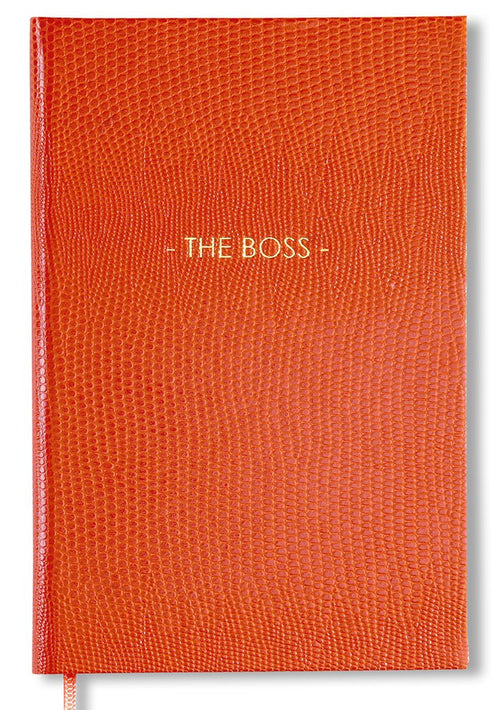 "Sloane Stationery ""The Boss"" Pocket Notebook"